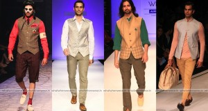 Lakme Fashion Week S/R 2013 : Trend Spotting For Him