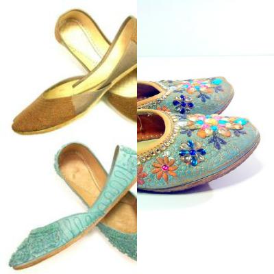 Flat Shoes 2 - WWW Ethnic