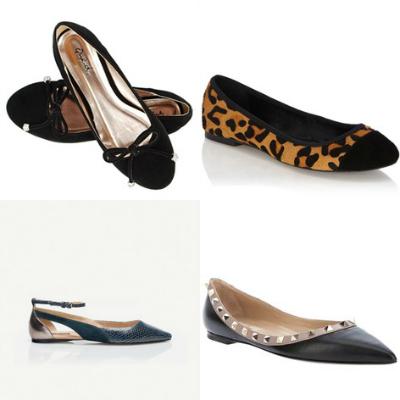 Flat Shoes 4 WWW - Pumps