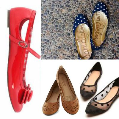 Flat Shoes 7 RetroVintage WWW