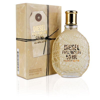 perfume diesel fuel for life mujer