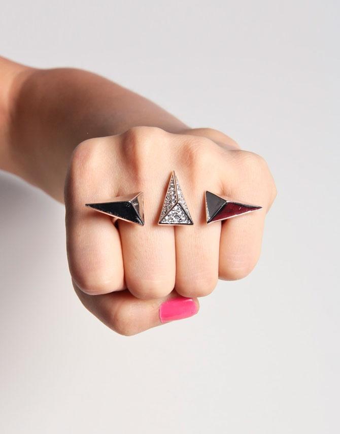 double finger