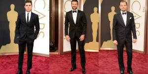 Oscars 2014 | Who Wore What (Men)