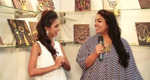 EXCLUSIVE INTERVIEW WITH NITYA ARORA AT LFW SR 2014