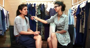 EXCLUSIVE INTERVIEW WITH SNEHA ARORA AT LFW SR 2014