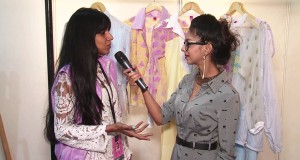 Exclusive Interview With Tanya Sharma At LFW SR 2014