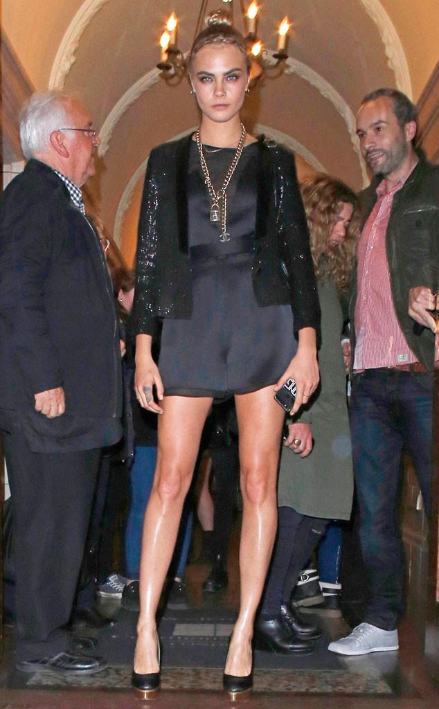 Cara Delevingne | Kate Moss For Topshop