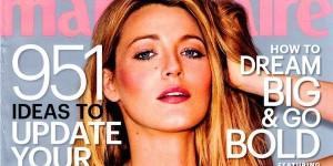 Happy 27th Birthday Blake Lively | Top Magazine Cover Picks