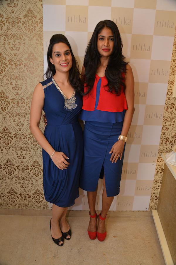 2 Ritika Bharwani and Carol Gracias