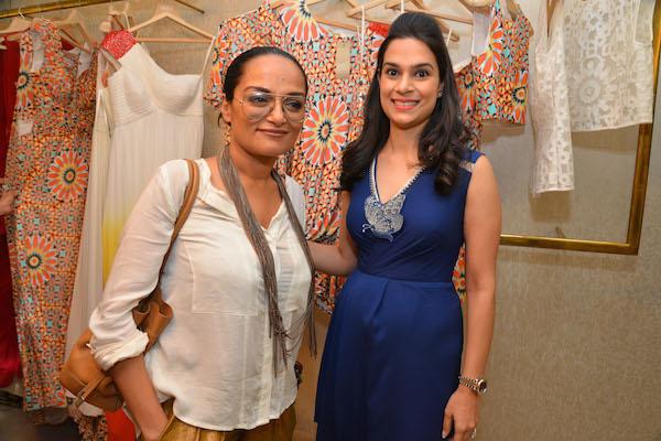 8 Bandana Tewari and Ritika Bharwani