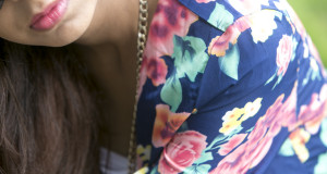 Casual Florals | OOTD