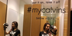 Calvin Klein Jeans At Vogue Fashion's Night Out