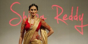 Shilpa Reddy At Dubai India Fashion Week