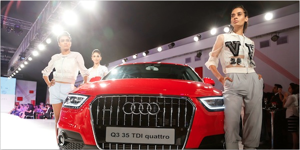 The #AudiAutumnCollection With Varun Bahl