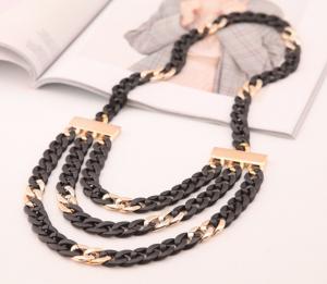 statement jewellery NKLC00163
