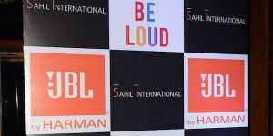 Just Be Loud With JBL
