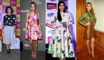 Celebrity Style: Skirting Around