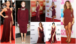 7 Celebrities Who Nailed Marsala Pantone In 2014