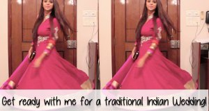Get Ready With Me   It's Time For An Indian Wedding