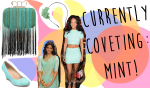 Currently Coveting: Everything Mint