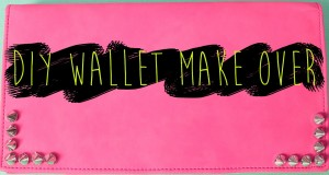 DIY Wallet Makeover For The Purse Lovers