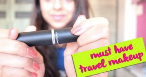 My Makeup Must Haves When Traveling