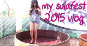 My SulaFest 2015 Vlog