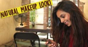 No (Natural) Makeup Look Tutorial