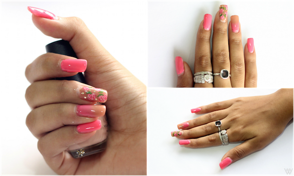 five five nails