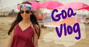 Goa Travel Vlog 2015