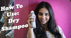 How To Use Dry Shampoo // Ft. BBlunt Product Review