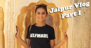 Jaipur Vlog Part 1 // Traveling In India // #ZonedInJaipur