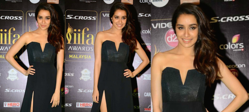 3 Shraddha Kapoor at IIFA 2015 copy