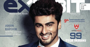 Rugged Romeo: Arjun Kapoor Turns 30!