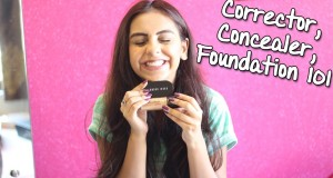How I Wear Corrector, Concealer, Foundation // Ft. Product Reviews Bobbi Brown, MAC, L'Oreal