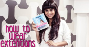 Tutorial: How To Wear Hair Extensions