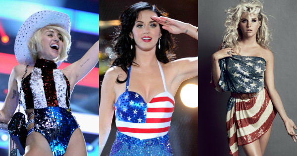 Stars And Stripes: The American Flag Is More Stylish Than You Thought