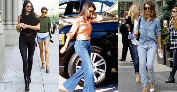 How To Rock Mom Jeans