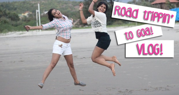 Road Trip To Goa With Friends // Incredible India!