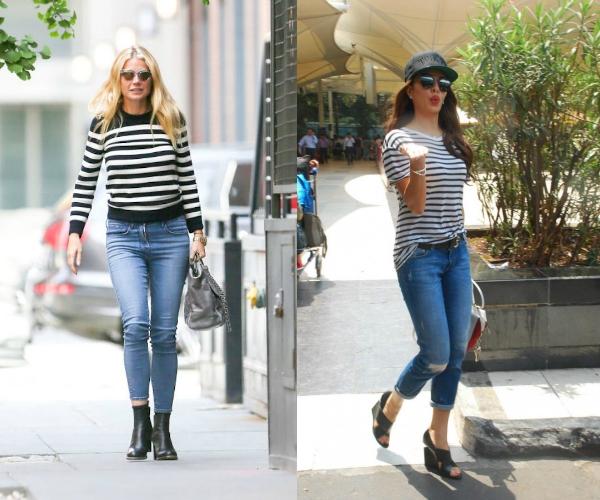 9 Ways To Style Denims Like A Celebrity