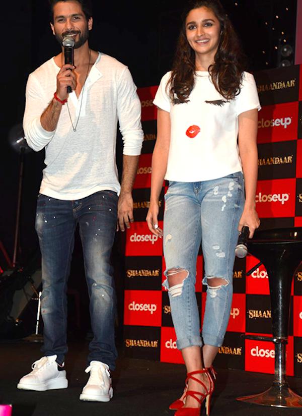 Alia Bhatt And Shahid Kapoor Best Dressed This Week