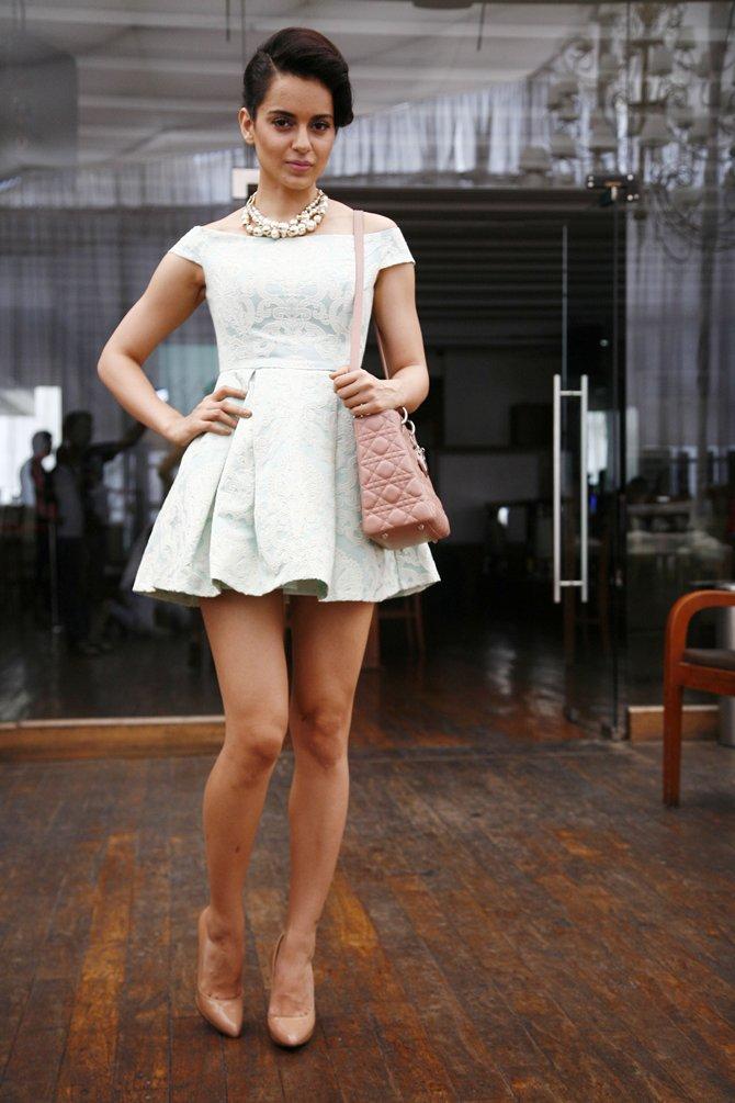 Kangana Fashion Hacks To Make You Look Taller