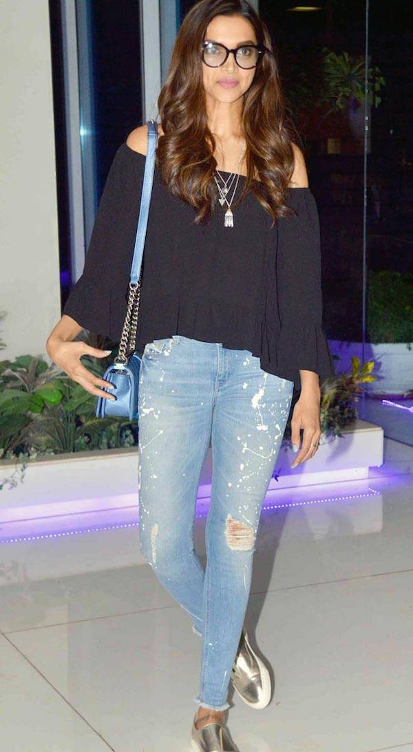 Deepika Padukone Fashion Hacks To Look Sexy Without Showing Any Skin