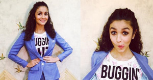 Alia Bhatt's Shaandaar Style
