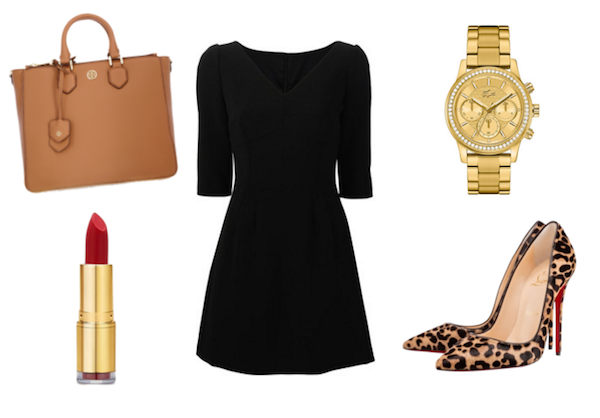Three Ways To Style The LBD