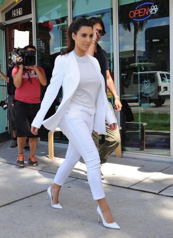 Kim K Fashion Hacks To Make You Look Taller
