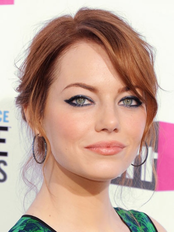 Emma Stone 6 Ways To Wear Eyeliner