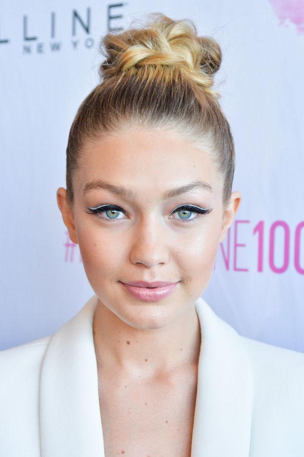 Gigi Hadid 6 Ways To Wear Your Eyeliner