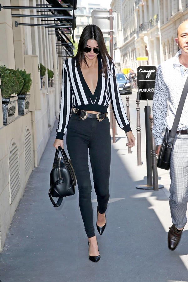 Kendall Jenner Fashion Hacks To Make You Look Taller