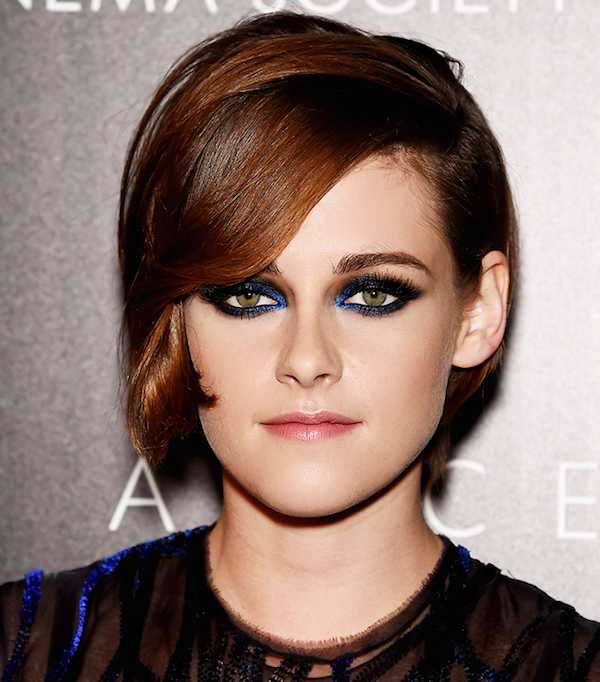 Kristen Stewart 6 Ways To Wear Your Eyeliner
